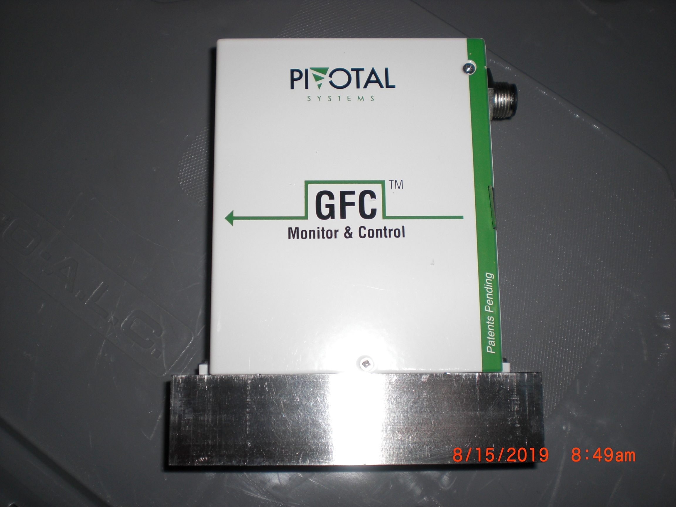 MFC Pivotal Systems 32-02393 GFC O2 20SCCM