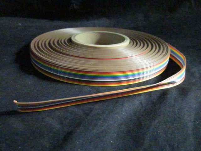 Cable RIBBON CABLE 30m  359-920 100 FEET / 30 METRES RS Components IDC