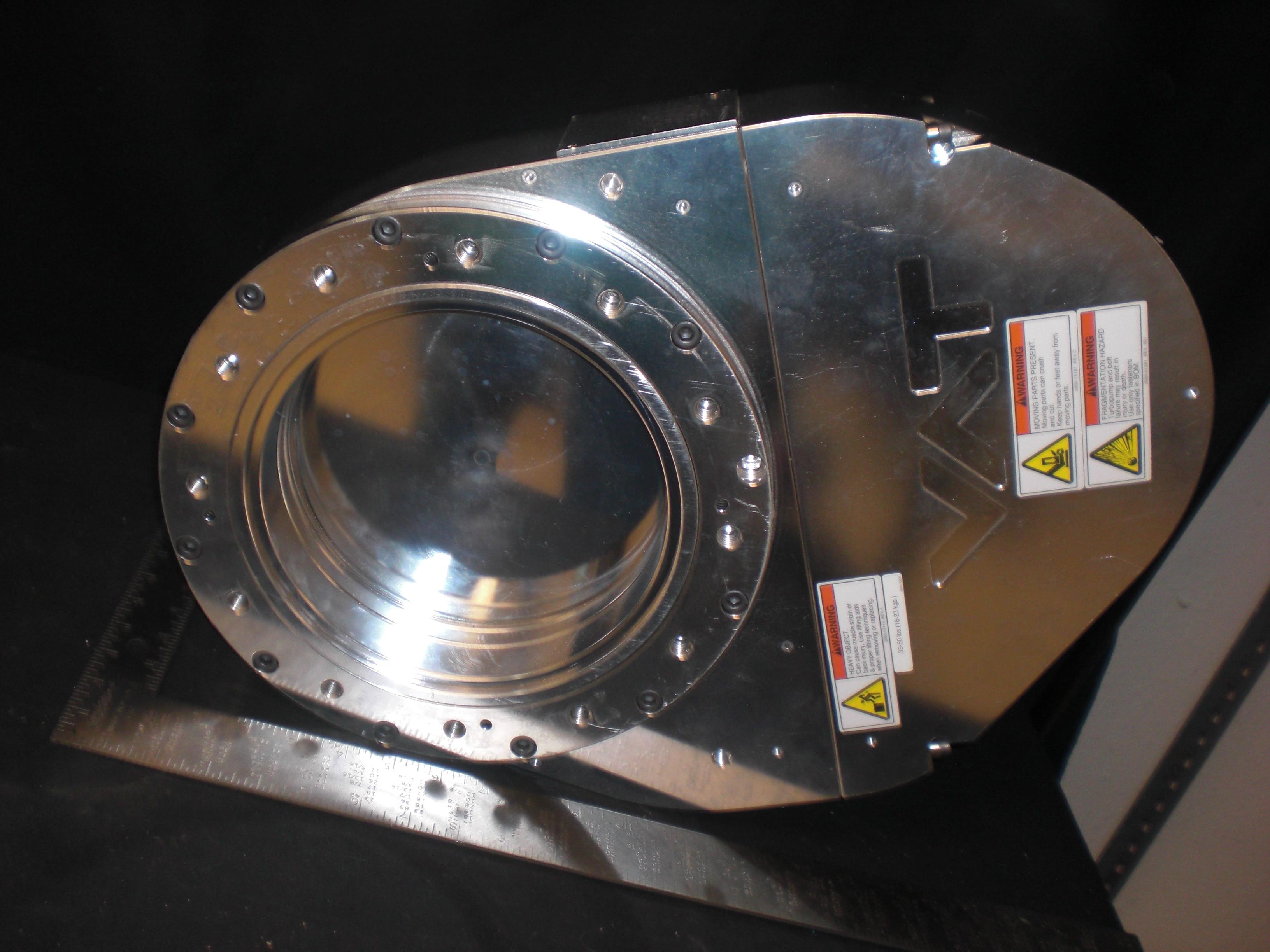 Valve Pendulum Valve ISO200 VAT 16546-PA21-AAE1 0346 AMAT 3870-00150