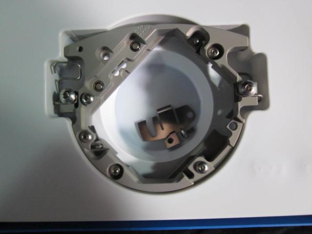Lens ASML 4022.486.87041  DOE1 193mmADE MP2 40-Y Holder 5 Slot ZEISS 000000-1260.647