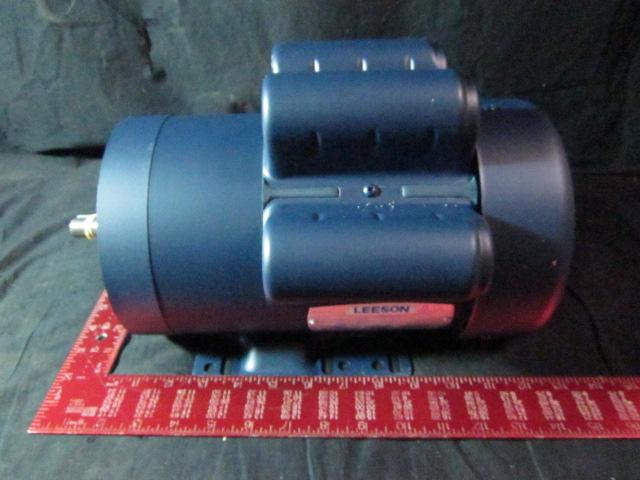 Motor  1 1/2 HP 1725RPM, J56C 110/230 VAC LEESON 410177-001 model U6K17FK41B