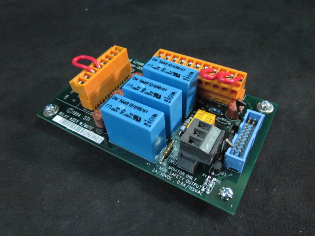 Relay RELAY ASSEMBLY 2 OSSD/1 SSD/ 1 AUX/MUTE