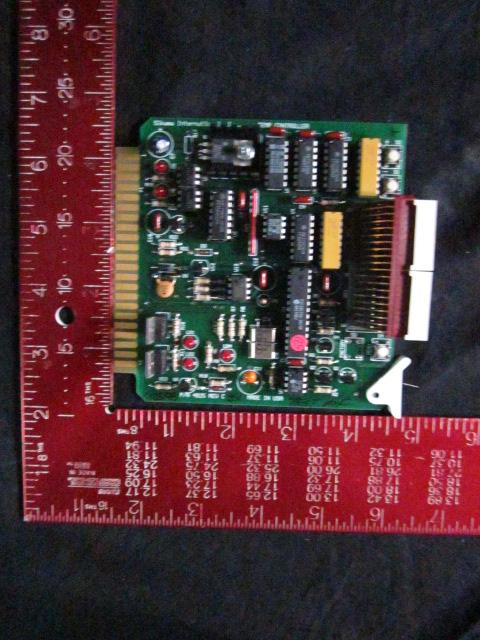 Controller SIKAMA INTERNATIONAL INC 4607 Temp Controller PCB 4825 REV C