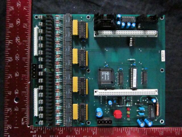 PCB FMC/IO BOARD/32IO/PNP/24VDC/