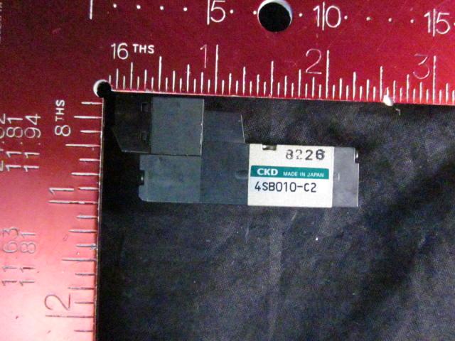 Valve solenoid  24 VDC CKD 4SB010-C2