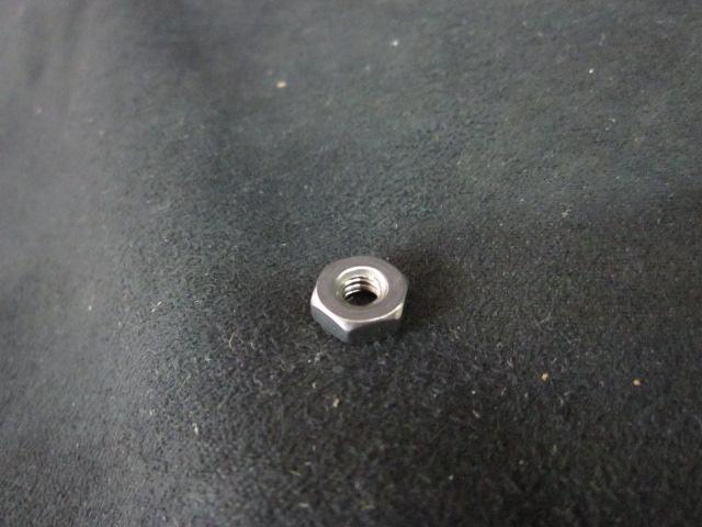 Nut AXCELIS 5053-0002-0082 Nut Hex, 8-32 SS PKG 21