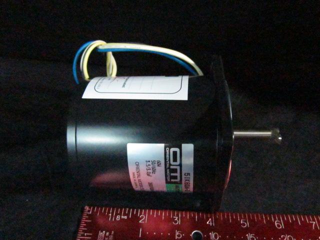 Motor  Induction , 60W, 2650/3200R/MIN ORIENTAL MOTOR 5IK60A-D