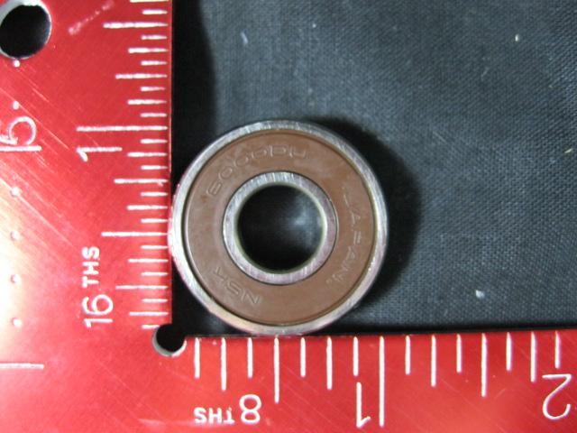 Bearing Sealed  .391 ID X 1.023 OD   X .313T in PKG 3 NSK 6000DU