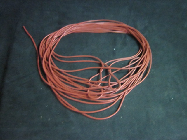 Gasket Sächsische Schlauch 6005038 RED  Silicon Gasket 3.5mm o-ring 100M/300ft