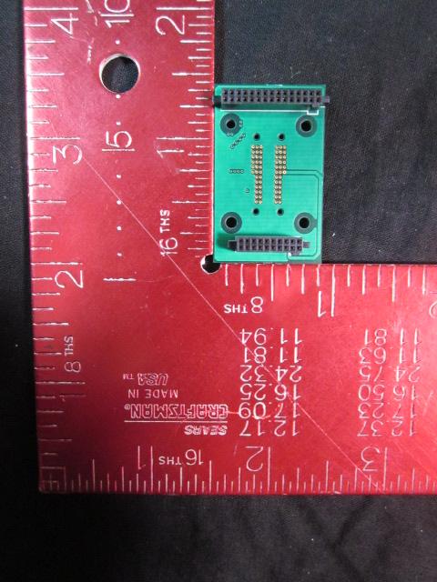 ICS YAMAICHI FBGA60 PKG 30 SOCKET ADAPTER CHIP ID READER SDRAM/DDR1, SCRAMBLE BOARD