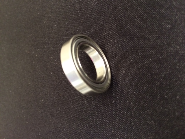 Bearing with shields, 15x24x5mm ABEC 3  3INS 6802-ZZ