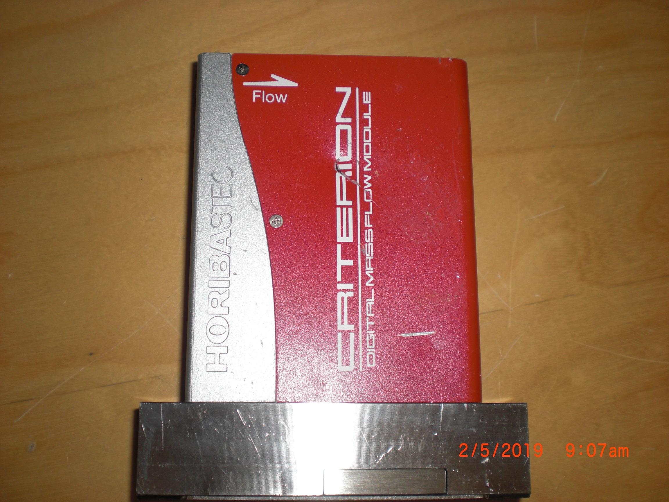 MFC HOREBIA / STEC D213-SCT-Cl2-200sccm LAM Reasearch (LAM) 788-170019-200