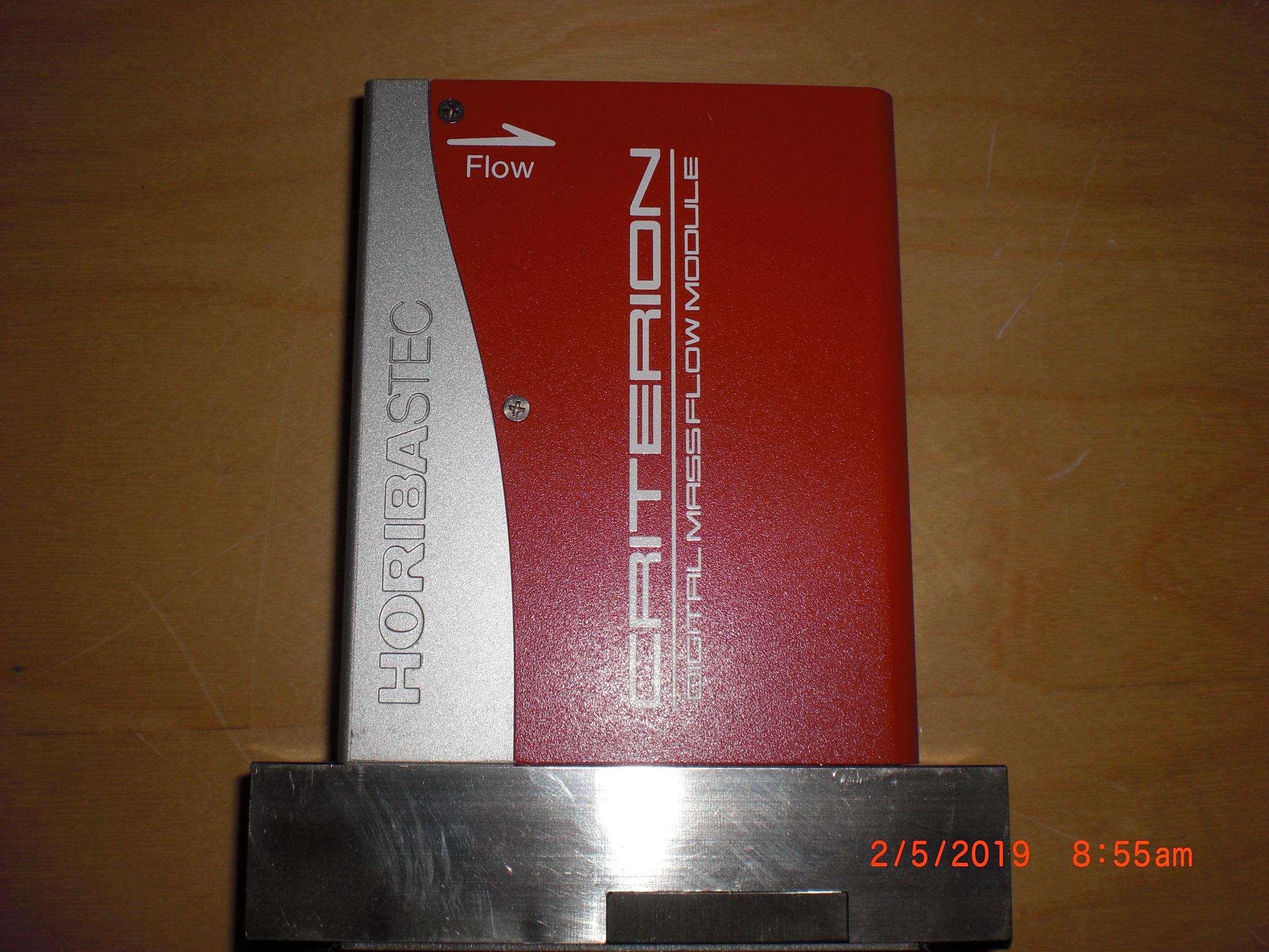 MFC HOREBIA / STEC D213-SCT-C4F8-150sccm LAM Reasearch (LAM) 788-170129-150