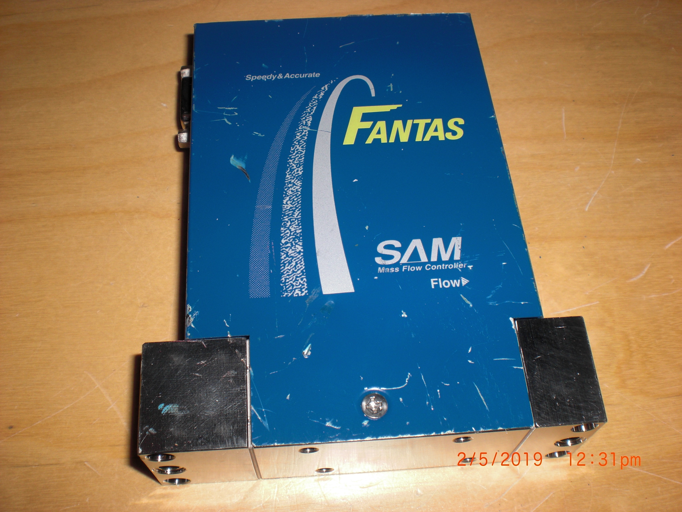 MFC HITACHI - SAM SFC2480FAPD2-HBr-15/50sccm LAM RESEARCH (LAM) 797-047841-324