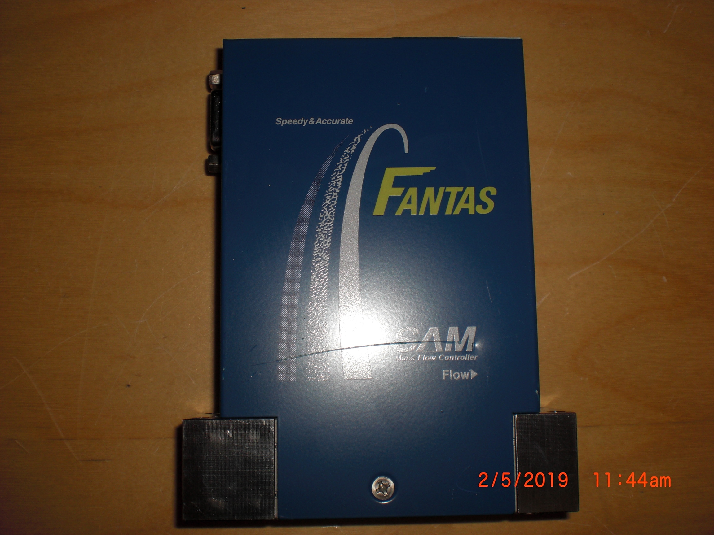 MFC HITACHI - SAM SFC2480FAPD2-N2-30/100sccm LAM Reasearch (LAM) 797-047841-403