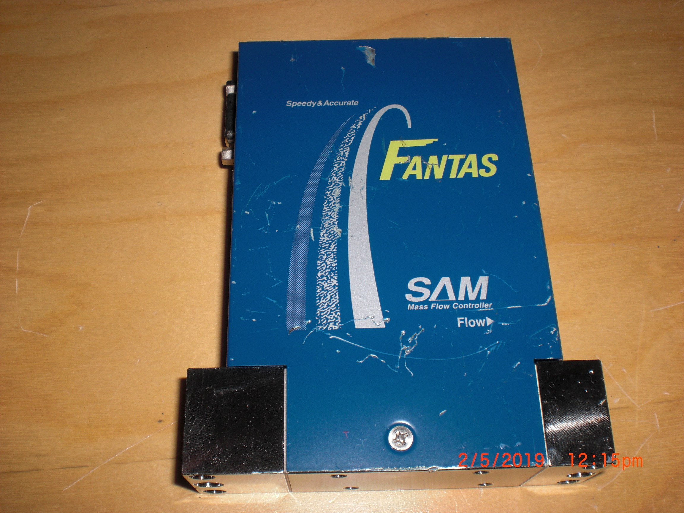 MFC HITACHI - SAM SFC2480FAPD2-NF3-30/100sccm LAM RESEARCH (LAM) 797-047841-425