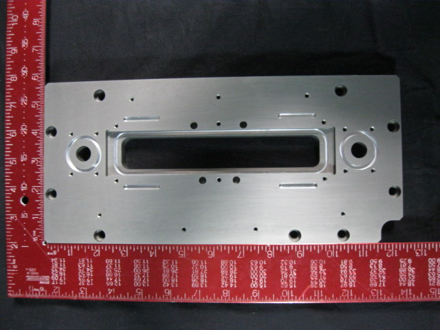 OEM Part WINDOW CHAMBER 9400/A6 PLATE 715-032012-001