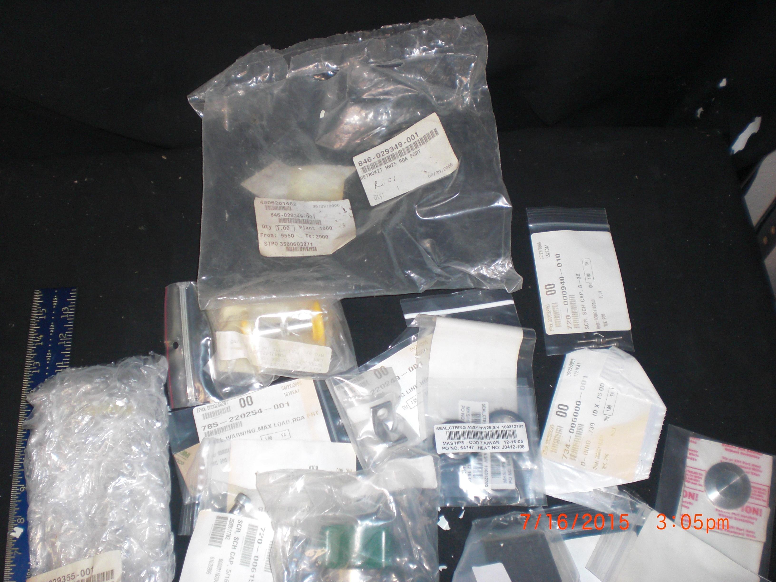 Kit (LAM) 846-029349-001 Retrofit NW25 RGA Port