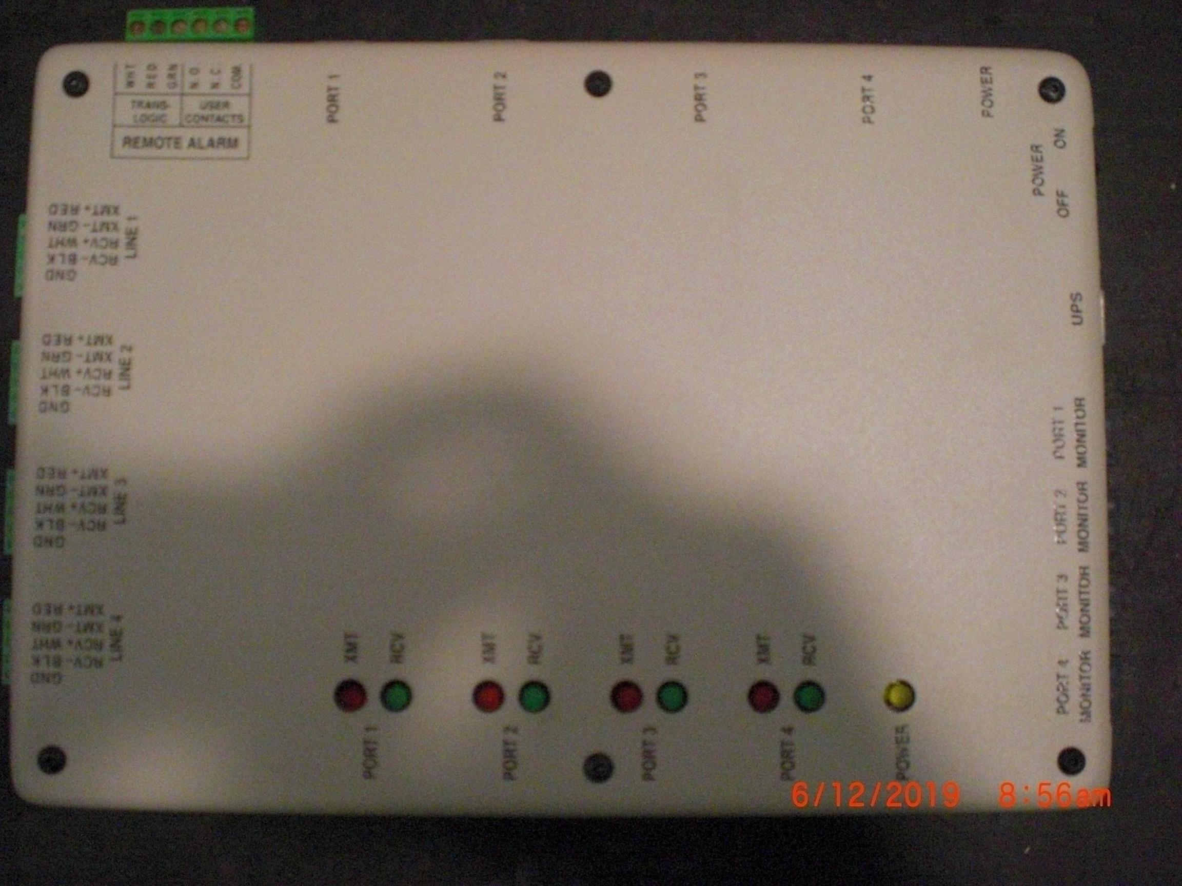 Controller Swisslog 86329401 SSC-WPX