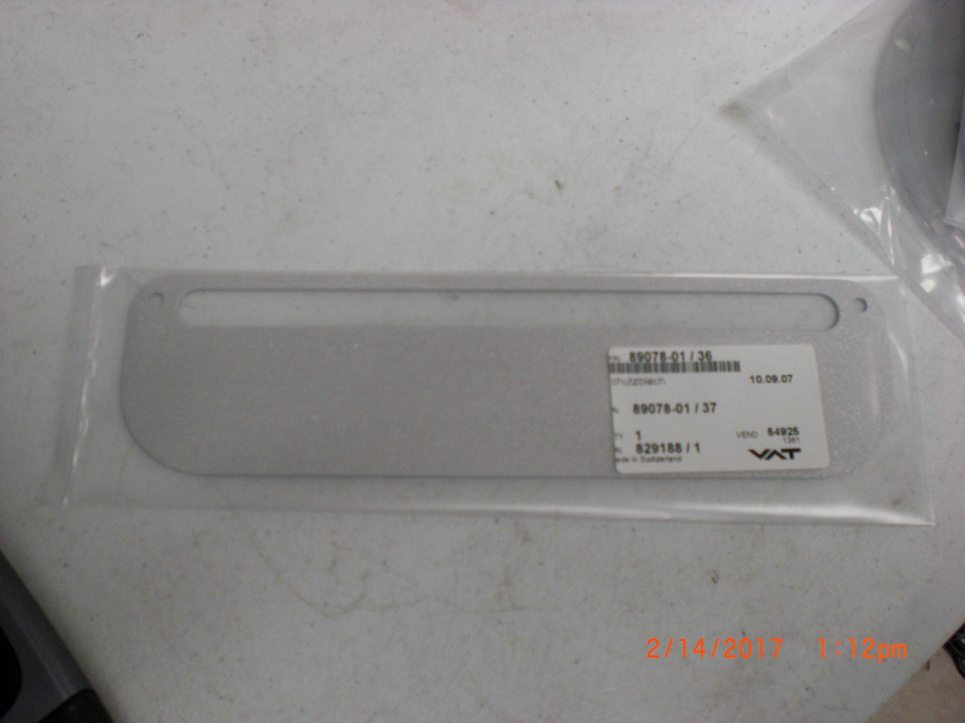 Valve VAT 89078-01 Aviza schutzblech