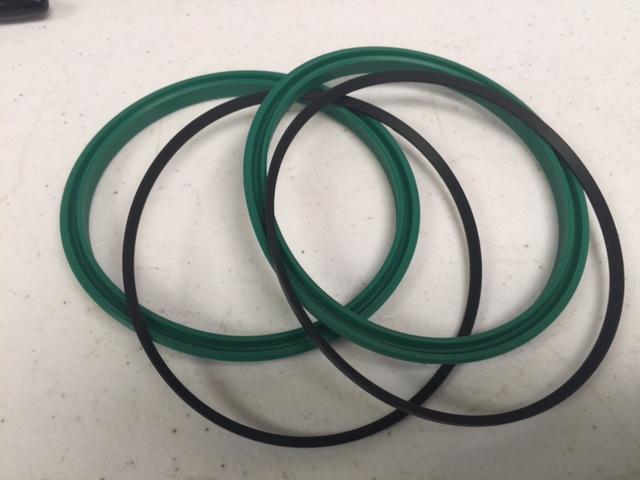 Seal 100X90X7 TYPE L9020 (2 PKG) DISCO HI-TEC 9301840