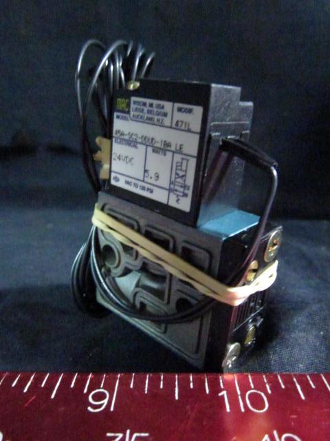 Valve MAC  Solenoid , 24VDC  45A-SC2-DDUD-1BA LE