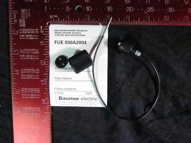 Sensor Sensor fiber optic BAUMER FUE 030A2004 ASM FICO 9632493