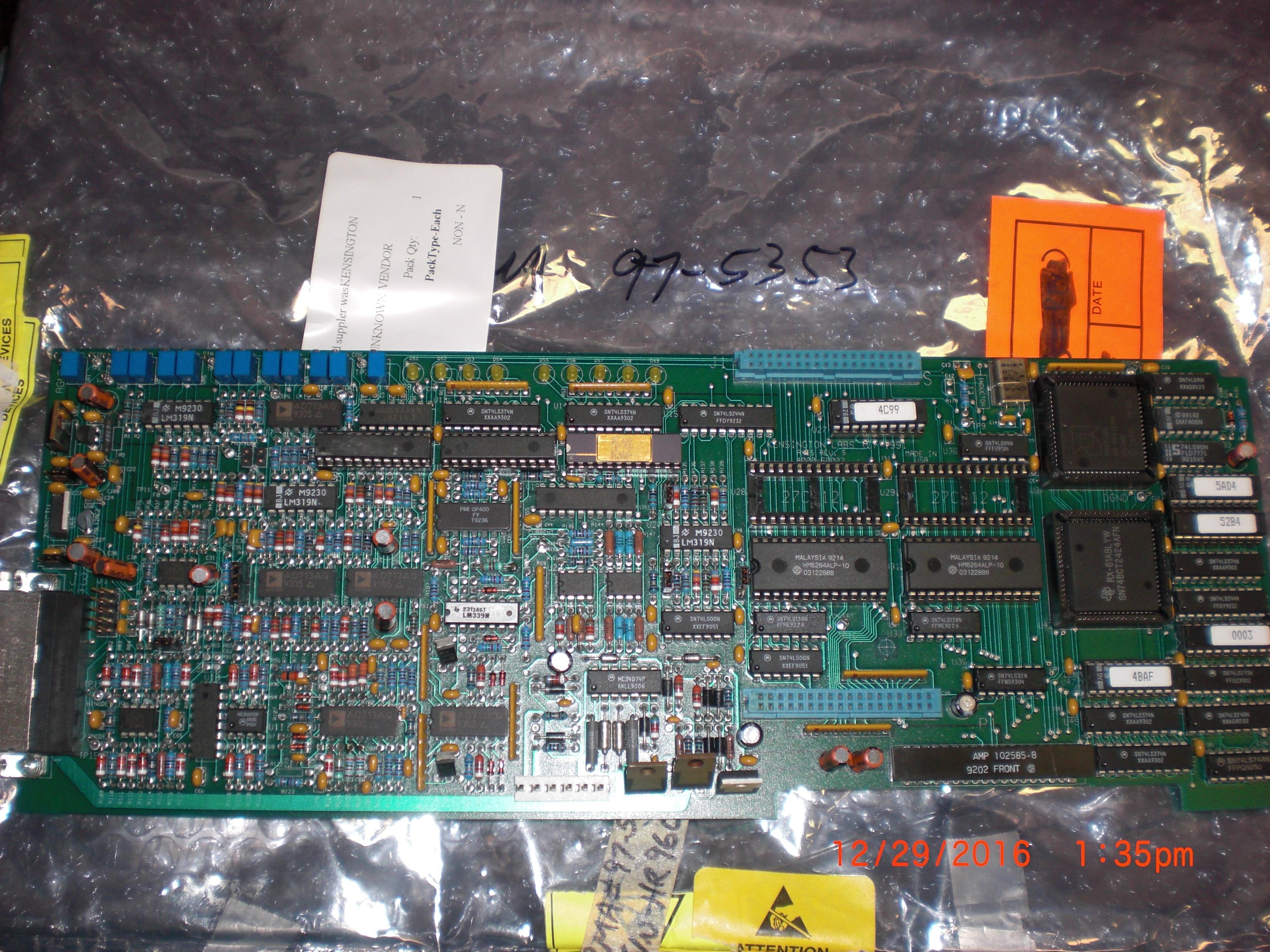 PCB axis  KENSINGTON 97-5353