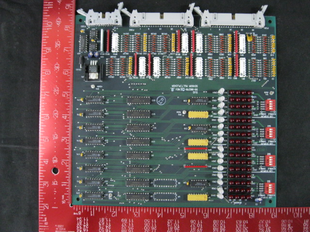 PCB SVG 99-80270-01 SENSOR MULTIPLEXOR