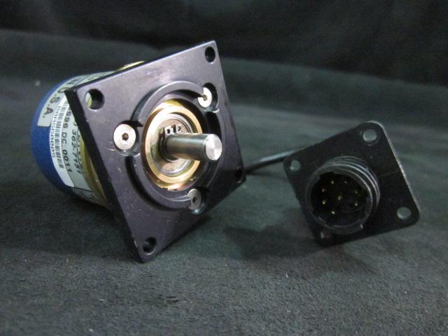 Encoder BEI 817-05-0133  RIS15C-2540 Schlumberger Systems A0000012680