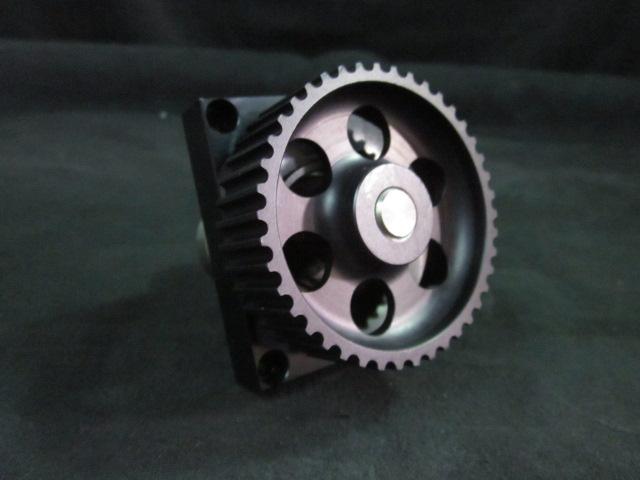 Pulley GEAR-BELT Reduction DRIVE PULLEY ASSY.  NSK 6201DU Schlumberger