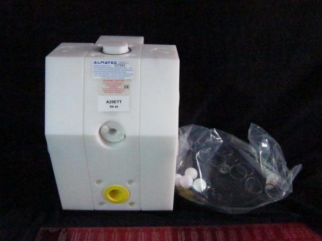 Pump ALMATEC Pump Teflon Double Diaphragm A25ETT ALMATEC