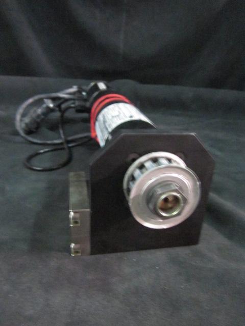 Motor  PACIFIC SCIENTIFIC R34HENA-H5-EBTNV-60 BRUSHLESS SERVO  32.5 V
