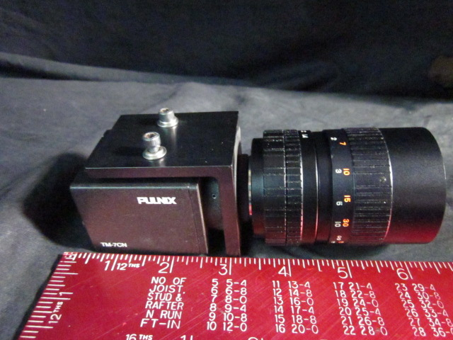 Camera Digatal ,  PULNIX TM-7CN with lens 10-0015