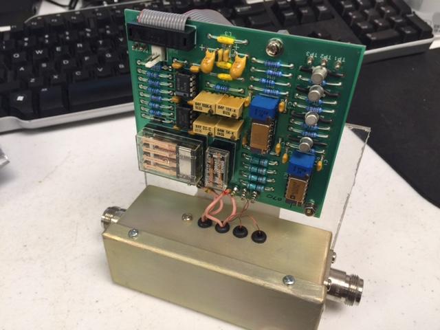 Meter  MHS AC1662/03-H REFLECTOMETER CT7033-10