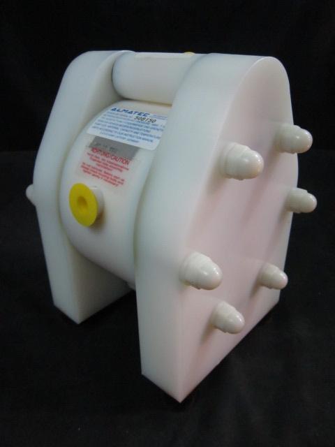 PUMP Pump Teflon Double Diaphragm AD15EEE ALMATEC