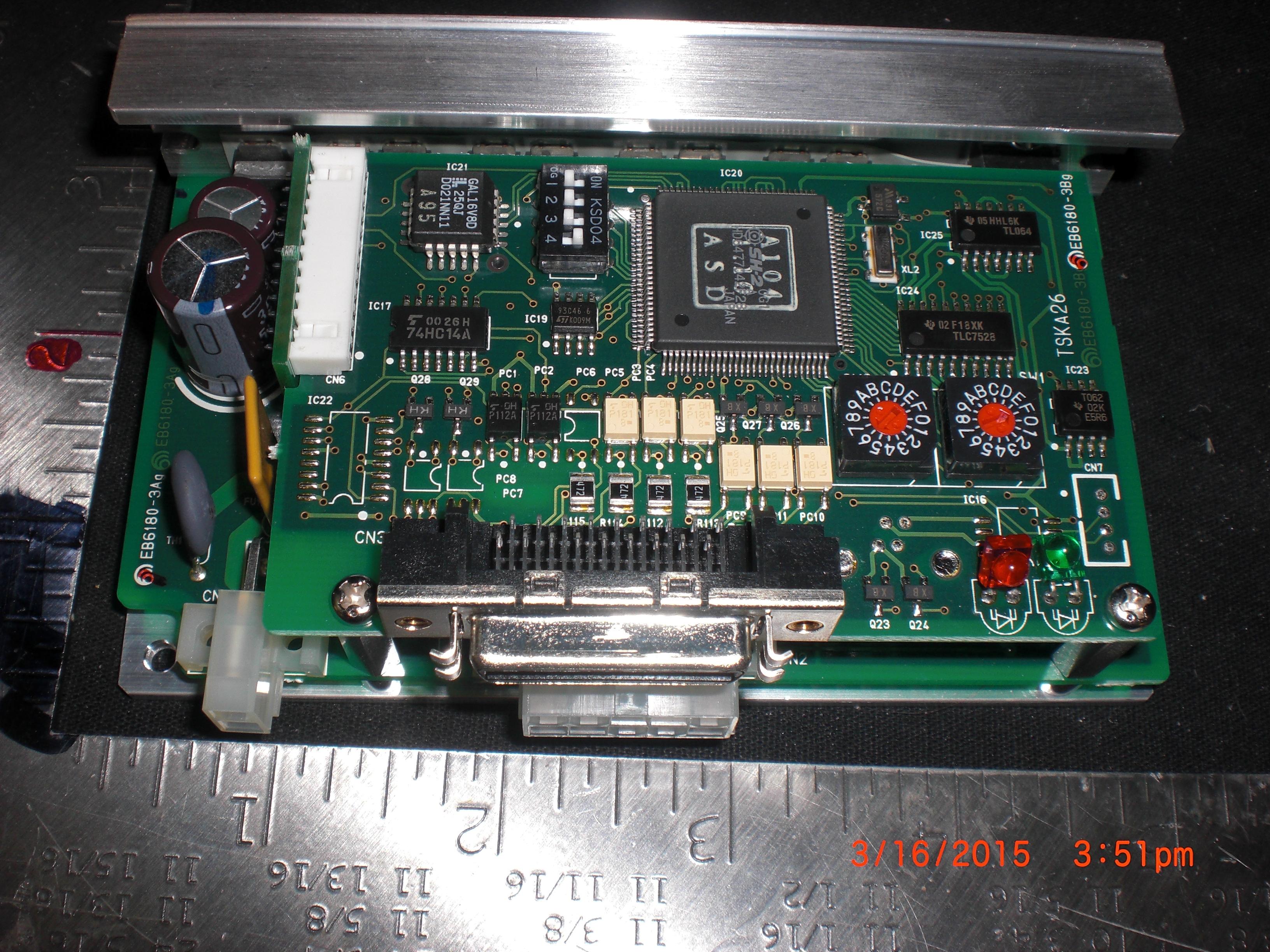 Amplifier Driver  VEXTA ASD18B-K  ORIENTAL MOTOR