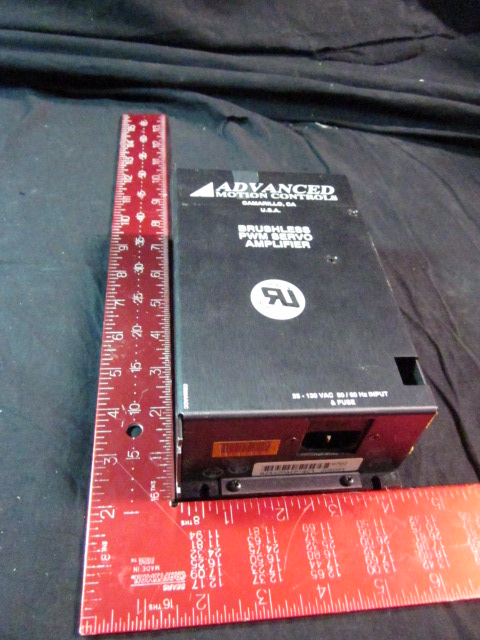 Amplifier Brushless PWM Servo ADVANCED MOTION B25A20ACP-SC1 Schlumberger