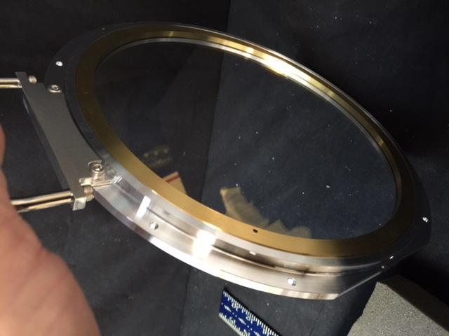 Lens Canon B92-1096-000 Cannon SEAL GLASS UNIT.