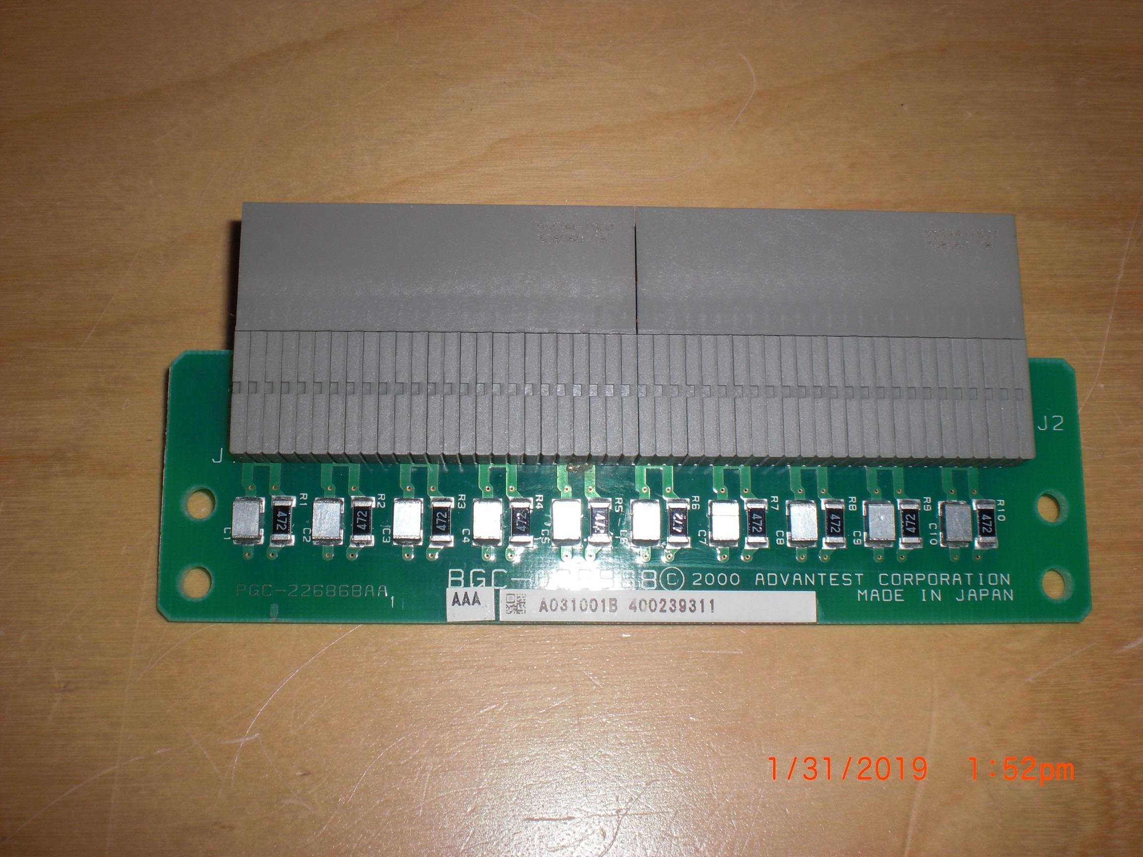 PCB ADVANTEST BGC-026868