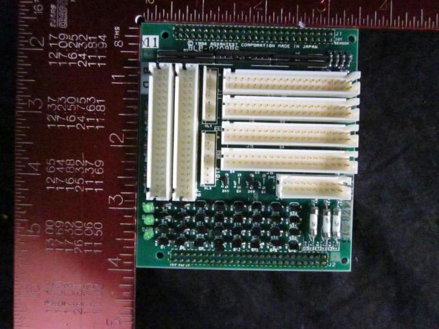 PCB IO T CONNECTOR BOARD  ADVANTEST BLB-020986