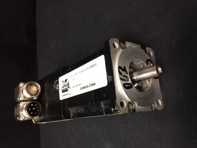 Motor  Servo  2.1 RPM: 4000 BALDOR BSM63A-275BA AC