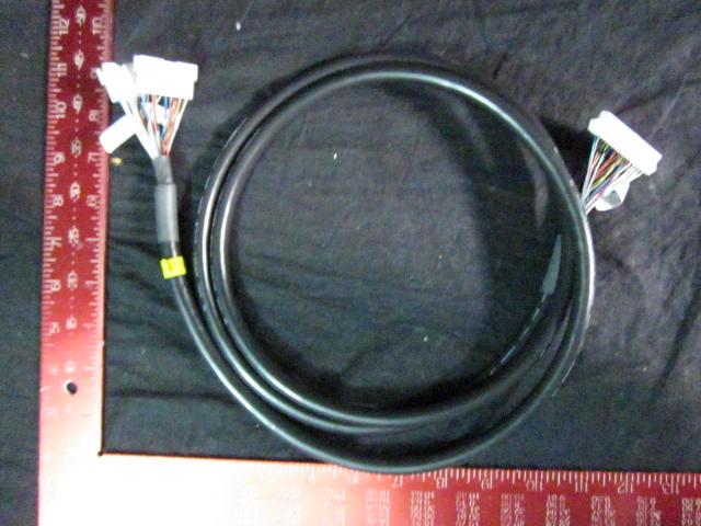 Cable  LDPP2 RBTVACV, VAC-R1 RBT-END ADVANTEST DCB-SS8212X02A