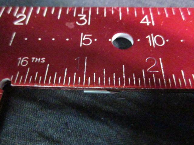 Tool DAGE SHEAR DD5877-065-FW CUTTER TOOL WIDTH 75 MICRONS