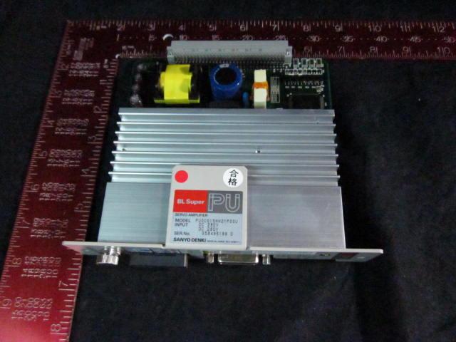 Amplifier BL Super PU SERVO  SANYO DENKI PU0C015NN21P00U