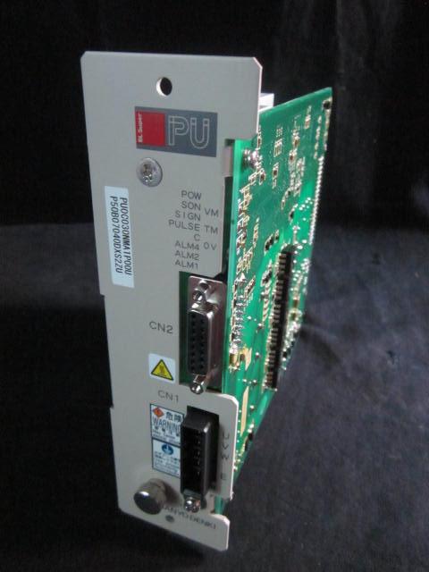 Motor Controller SERVO MOTOR DRIVER, INPUT DC280V
