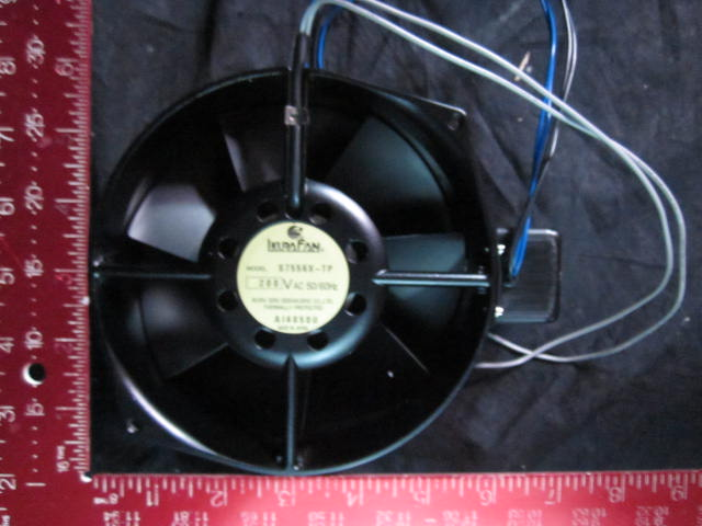 Fan FAN TEST HEAD T5365 200VAC ADVANTEST  DMF-001333 IKURA FAN S7556X-TP