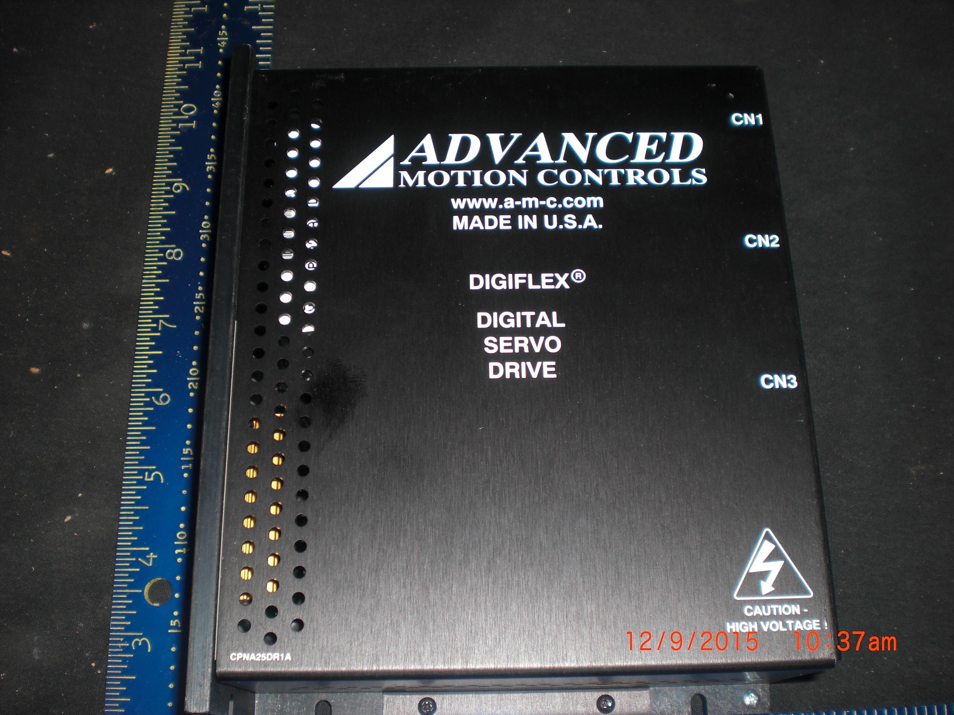 Amplifier DigiFlex Digital Servo Drive Advanced Motion Control DR100EE25A20NACE