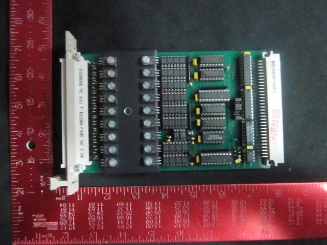 PCB SERVO ADAPTER, SIEMENS PC 612 F B1200-F405 HX 3 D8
