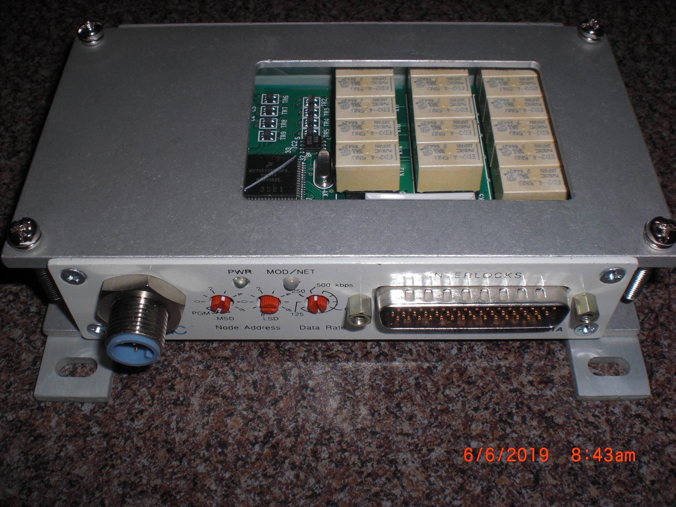 Controller SMC  EX160-SDN1A DviveNET interface